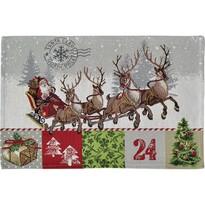 Sander Prestieranie Santa's ride, 32 x 48 cm