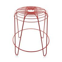 A Tempo stolička 45 cm, červená