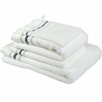 Cawö Frottier ręcznik White, 50 x 100 cm