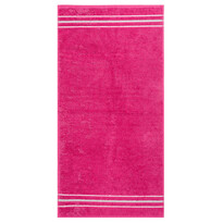 Cawö Frottier ręcznik Raspberry