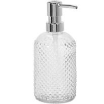 Dozownik mydła Glass dots, przezroczysty