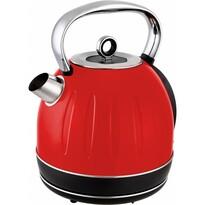 Kalorik JK 2500 R Czajnik bezprzewodowy Retro, czerwony 1,7 l