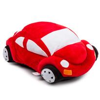 Poduszka Auto czerwony, 28 x 42 cm
