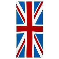 Plážová osuška Vlajka Anglie, 70 x 150 cm