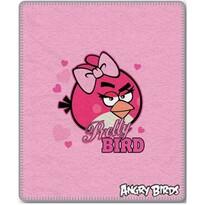 Detská deka Angry Birds 046, 120 x 150 cm
