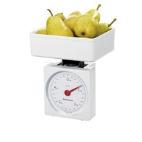 Tescoma ACCURA kuchynská váha mechanická 5 kg biela