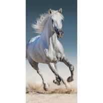Ręcznik kąpielowy Horse 03, 70 x 140 cm