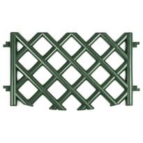 Zahradní plůtek mříž zelená