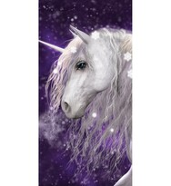 Osuška Unicorn, 70 x 140 cm
