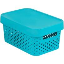 Curver úložný box Infinity 4,5 l, modrá