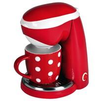 Kalorik CM 1015 RWD Ekspres do kawy z kubkiem ceramicznym Red Dots, 250 ml