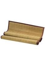 Mata za łóżko bambus