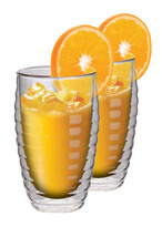 Maxxo 2dílná sada termo sklenic Juice