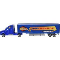 Nákladné auto Super truck modrá, 43 cm