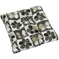 Pernă scaun Dana Fluture patchwork, 40 x 40 cm