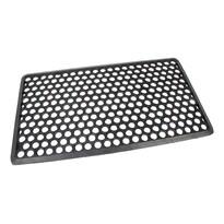 Venkovní rohožka Hexagon, 40 x 70 cm