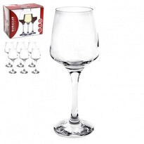 LAL Sada sklenic na víno 6 ks