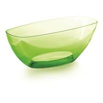 Dekoratívna miska Coubi zelená, 36 cm