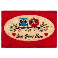 Love grows here lábtörlő, 40 x 60 cm