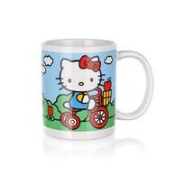Banquet Hello Kitty detský hrnček v darčekovom boxe 325 ml