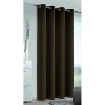 Albani Mia sötétítő függöny, kávészínű, 140 x 245 cm