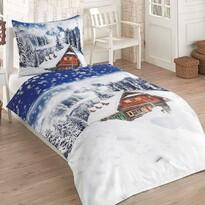 Bavlnené obliečky Winter 3D Exclusive, 140 x 200 cm, 70 x 90 cm