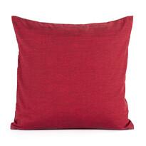 Poszewka na poduszkę-jasiek Paris czerwony, 50 x 50 cm