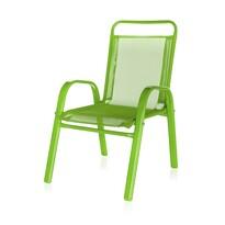 Happy Green Krzesełko ogrodowe dziecięce zielony