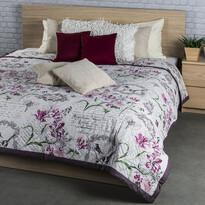 Valeria ágytakaró, lila, 160 x 220 cm