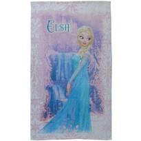 CTI Ręcznik kąpielowy Frozen Elsa Cascade, 70 x 120 cm