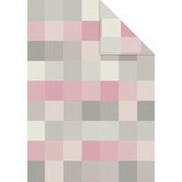 Ibena Deka Pittsburgh růžová 1975/580, 140 x 200 cm