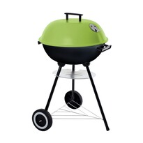 Happy Green Globe kerti grillsütő zöld