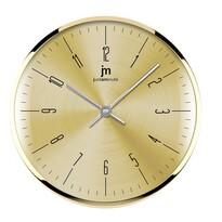 Lowell 14949G nástenné hodiny, pr. 26 cm