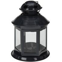 Home lámpás, fekete