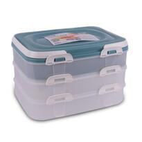 Orion Prenosný box na potraviny 3 poschodia