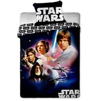 Detské bavlnené obliečky Star Wars 01, 140 x 200 cm, 70 x 90 cm