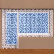 4Home záclona Zuzana, 350 x 175 cm + 200 x 250 cm