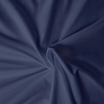 Prześcieradło satynowe ciemnoniebieski, 180 x 200