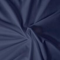 Saténové prostěradlo tmavě modrá