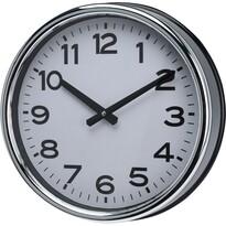 Nástěnné hodiny Silver, pr. 35 cm