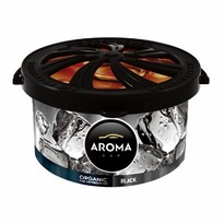 Odświeżacz Aroma Car Organic black, 40 g