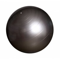 Gymnastická lopta sivá, pr. 65 cm