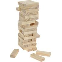 Drevená veža, 54 dielikov
