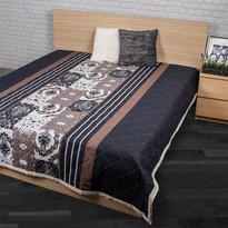 Narzuta na łóżko Paolina szary
