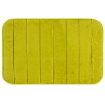 Dywanik łazienkowy zielony, 40 x 60 cm