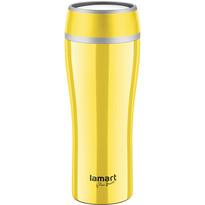 Lamart LT4024 termohrnček žltá