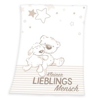 Koc dziecięcy Fynn Lieblings, 75 x 100 cm
