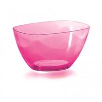 Vas decorativ Coubi, roz, 20 cm