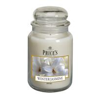 Price's Świeczka zapachowa w szkle Large Jar Winter Jasmine