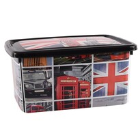 Orion Box s vekom Londýn, 15 l